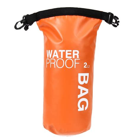 Ghz Safebag Outdoor Drifting Waterproof Bag 2l high quality outdoor waterproof bags ultralight portable drifting rafting canoe swimming