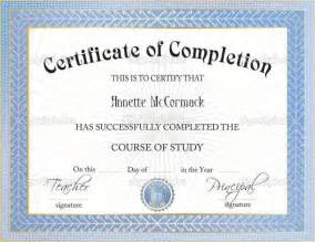 Free Certificate Templates In Word by Free Certificates Templates For Word Certificate234