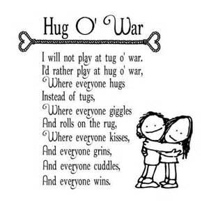 similar wall decal hug war silvertien playroom bedroom poem vinyl lettering wall