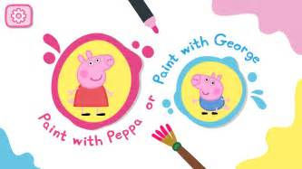 peppa pig paintbox android apps google play