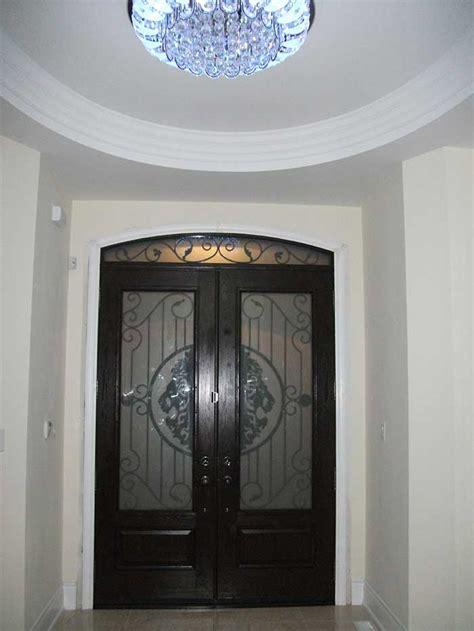 Glass Doors And Windows Front Entry Doors Fiberglass Doors Modern Doors Woodgrain Exterior Doors Stained Glass Door With