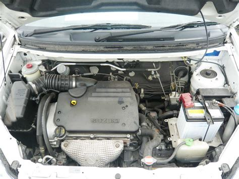 automotive repair manual 2007 suzuki aerio electronic valve timing 2003 suzuki aerio wagon images 1800cc gasoline ff automatic for sale