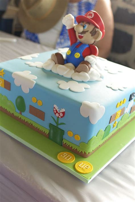 mario cake baking crafts super mario cake mario birthday cake mario cake