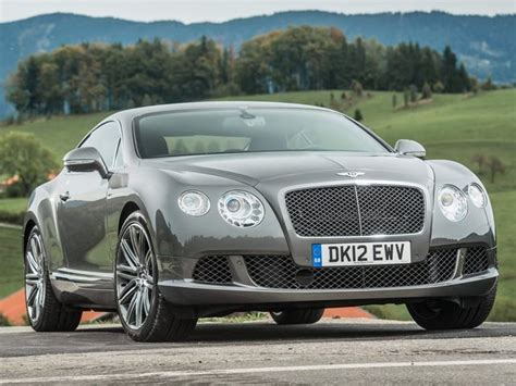 bentley coupe 4 door could bentley be entering the 4 door coupe market