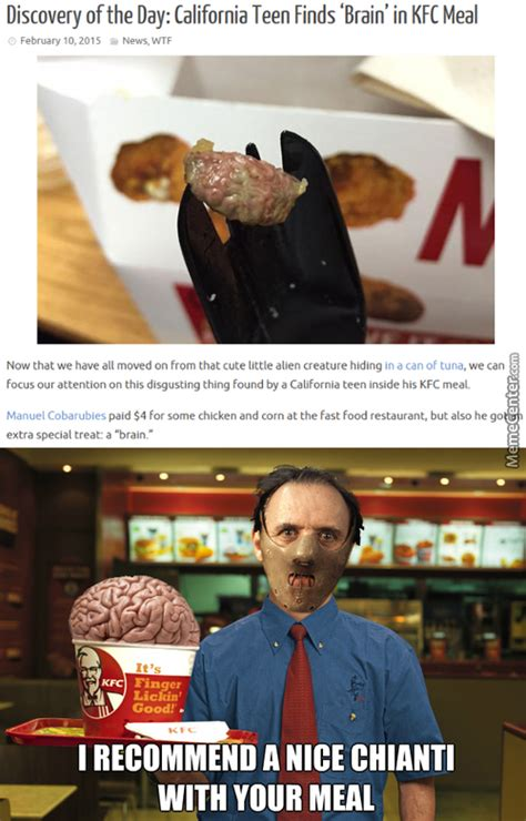Kfc Bucket Meme - hannibal lecter memes best collection of funny hannibal
