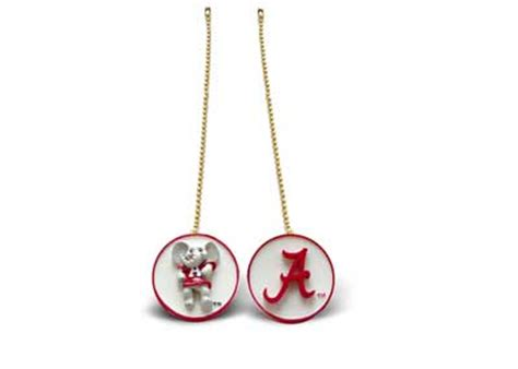 Alabama Ceiling Fans by Of Alabama Crimson Tide Ceiling Fan Pulls