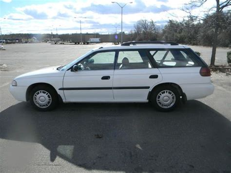 1995 subaru legacy l wagon sell used 1995 subaru legacy l wagon 4 door 2 2l no
