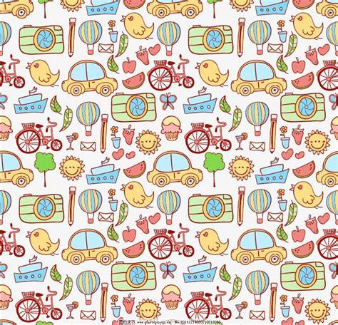 pattern making notes free 可爱卡通背景图案图片 背景底纹 底纹边框 图行天下图库