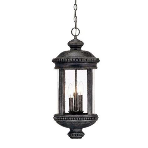 Discontinued Outdoor Lighting Acclaim Lighting Walton Collection Hanging Lantern 3 Light Outdoor Light Fixture