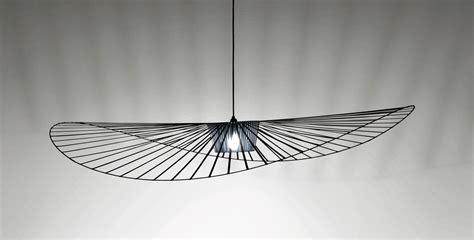 vertigo luminaire suspension vertigo large 216 200 cm noir friture