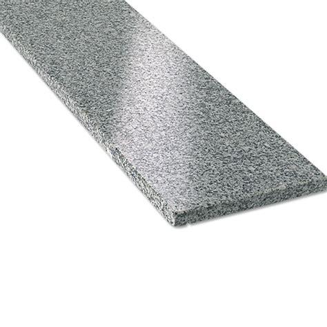 granitplatten fensterbank fensterbank bianco cordo 101 x 20 x 2 cm grau poliert