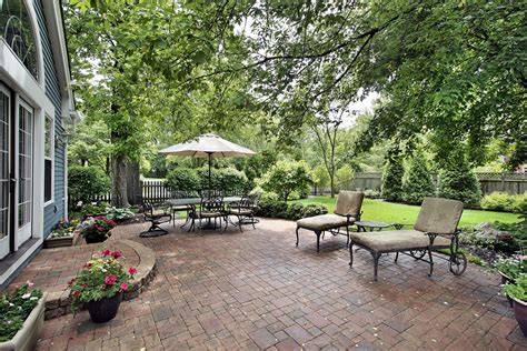 large patio design ideas 65 patio design ideas pictures and decorating