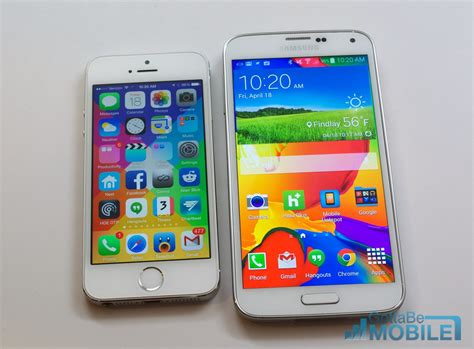 Samsung Iphone 5s samsung galaxy s5 vs iphone 5s which should i buy