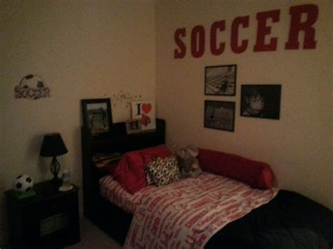 soccer decorations for bedroom boys soccer bedroom idea decor i love pinterest boys