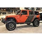 Jeep Wrangler Unlimited 'Regency'  Off Road Wheels