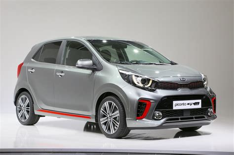 Kia Oicanto New Kia Picanto V3 0 Meet Korea S Slickest City Car Yet