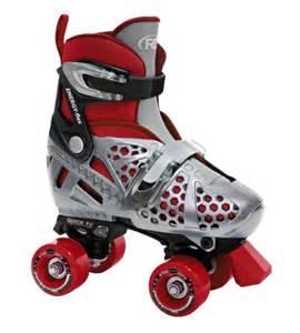 Roller skateroller derby boy s trac star adjustable roller skate