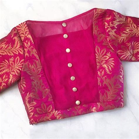 pink pattern blouse 25 head turning pink blouse designs to shop the best