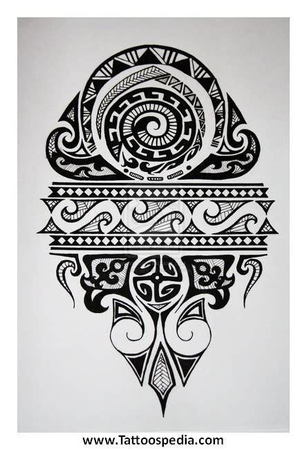 maori cross tattoo maori