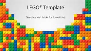 lego template plantilla lego powerpoint