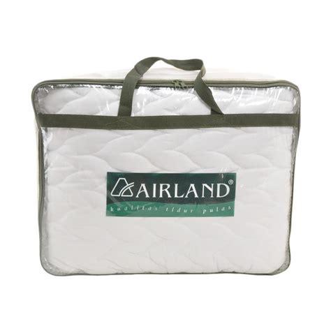 Matras Protector Airland jual airland mattress protector putih harga