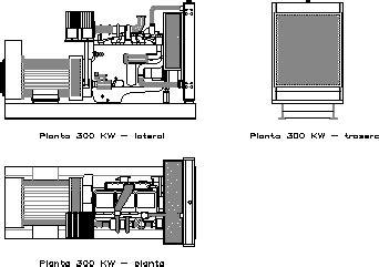 emergency generator kv dwg block  autocad designs cad