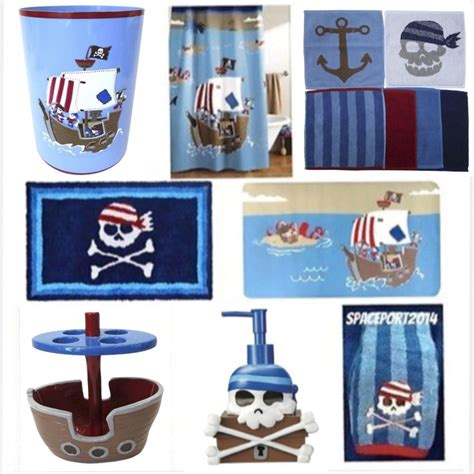 pirate shower curtain hooks pirate shower hooks 28 images pirate ship shower