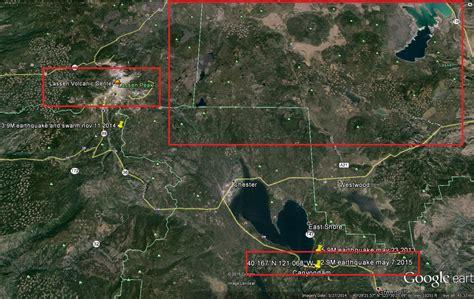 earthquake volcano 5 08 2015 dormant supervolcano in california shows