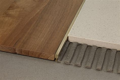 fliese holz profiles for floors of same height cerfix 174 projoint