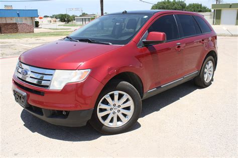 electronic toll collection 2013 ford edge transmission control service manual 2007 2013 ford edge and 2007 ford edge road test