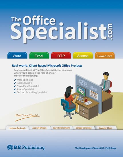 Office Specialist by The Office Specialist