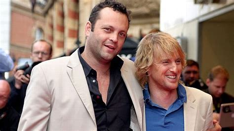 vince vaughn and owen wilson vince vaughn and owen wilson are back and hoping for