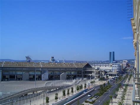 terrasse joliette ventes vue imprenable t3 f3 mucem terrasses du port