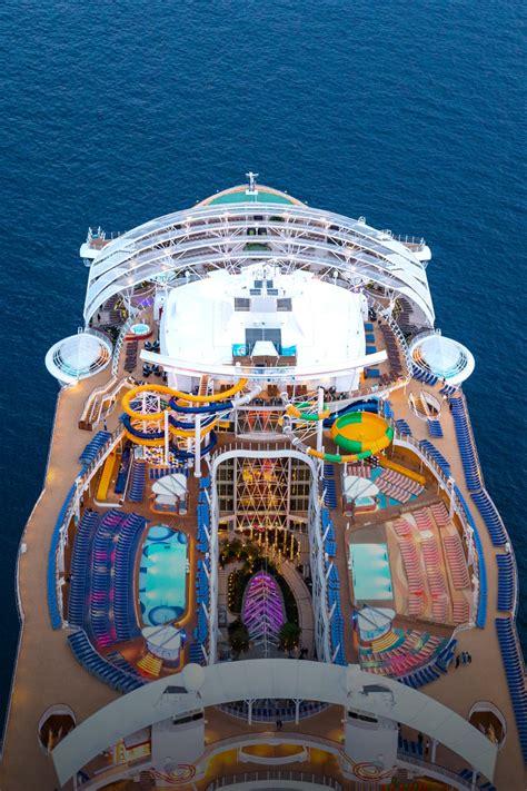 royal caribbeans newest ship cruise itineraries 2019