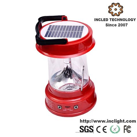 solar lantern with mobile charger handle led solar lantern with mobile charger nc sl 03a