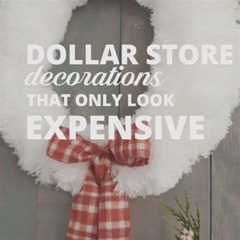 easy diy tree decorations 25 best ideas about dollar tree decor on