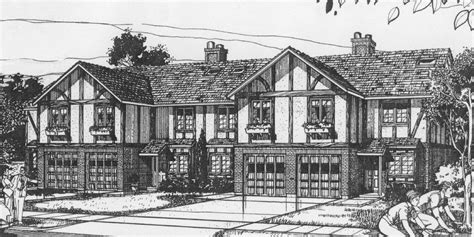 tudor revival floor plans tudor house plans narrow floor plans luxamcc
