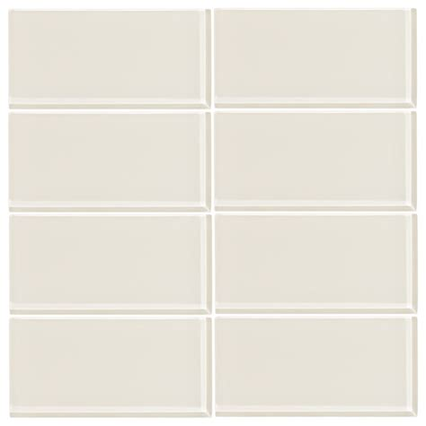 cream glass subway tile subway tile outlet cream 3 quot x6 quot glass subway tile sle modern mosaic
