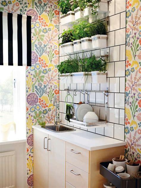 cocinas llenas de soluciones decoracion cocina herb