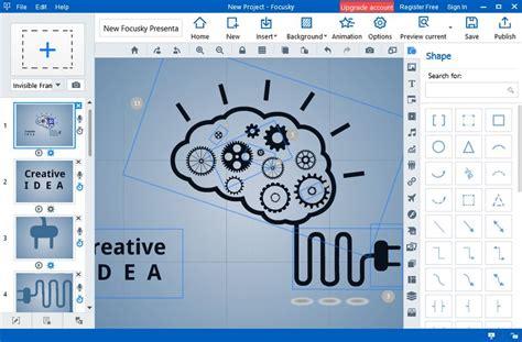software gratuito focusky software gratuito para crear presentaciones y v 237 deos