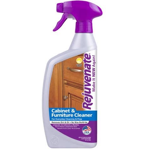 Cabinet Cleaner by Rejuvenate Cabinet Furniture Cleaner 24oz At Menards 174