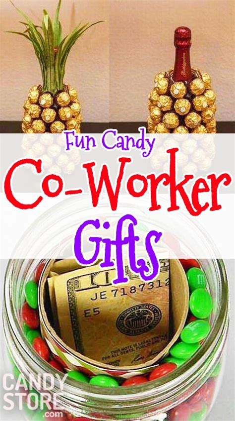 10 co workers candy christmas gifts to say quot happy holidays