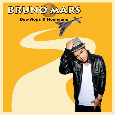 bruno mars biography book amazon bruno mars doo wops and hooligans cover