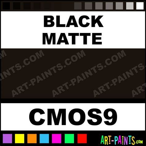 black matte opal stains stained glass and window paints inks and stains cmos9 black matte