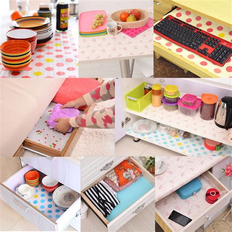Drawer Liners South Africa by Wallpaper Accessories Contact Paper Color Dot Drawer