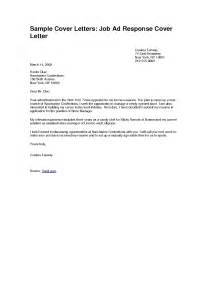 Resume Cover Letter Sles Doc Sle Cover Letter Doc The Best Letter Sle