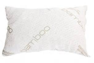 tranquil bamboo memory foam pillow zen bedrooms