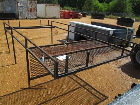 Truck Pipe Rack by Pipe Rack For Truck J M Wood Auction Company Inc