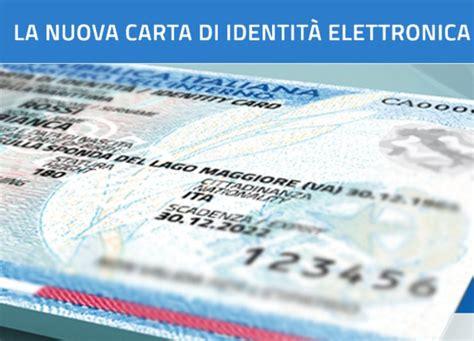 comune di schio ufficio anagrafe nuova carta d identit 224 elettronica comune di aradeo