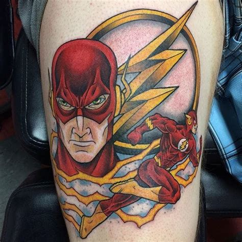 small superhero tattoos 10 heroic tattoos of the flash tattoodo